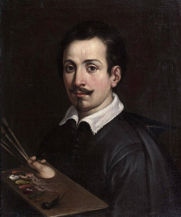 Self Portrait. Guido Reni