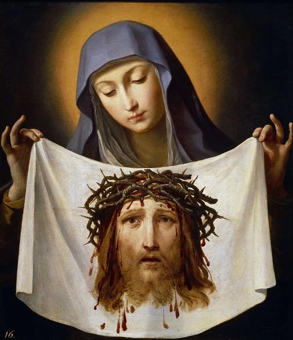 Veronica. Guido Reni
