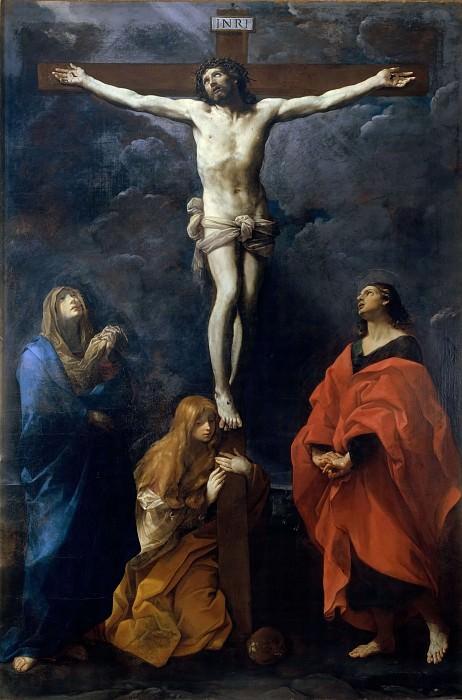 Crucifixion. Guido Reni