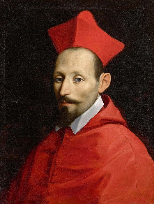 Кардиналл Антонио Факкинетти. Гвидо Рени