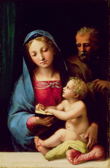 Святое семейство. Джулио Романо