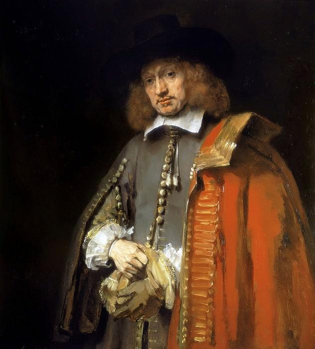 Jan Six. Rembrandt Harmenszoon Van Rijn
