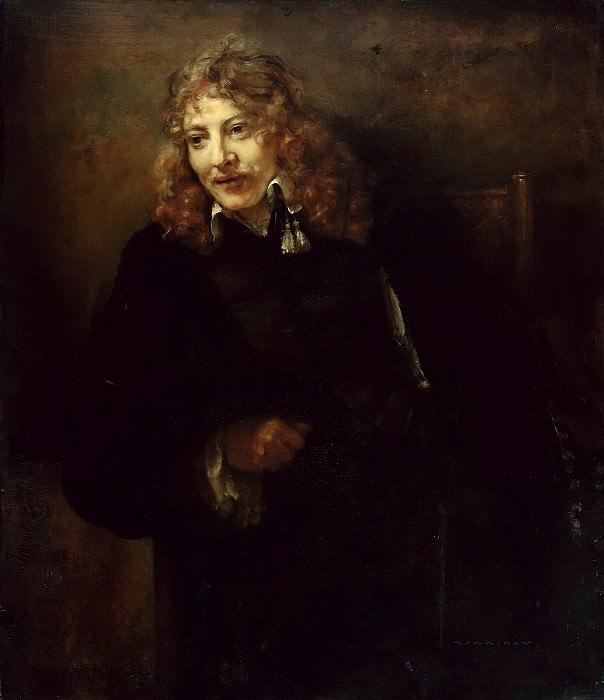 Nicolas Bruyningh. Rembrandt Harmenszoon Van Rijn