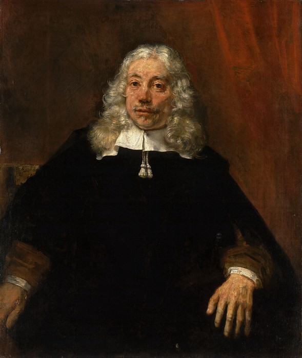Portrait of a man. Rembrandt Harmenszoon Van Rijn