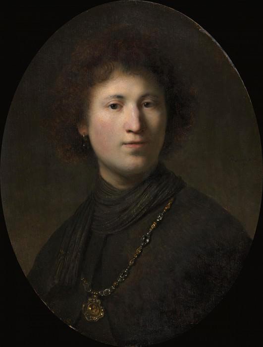 Portrait of a Man. Rembrandt Harmenszoon Van Rijn (attr.)