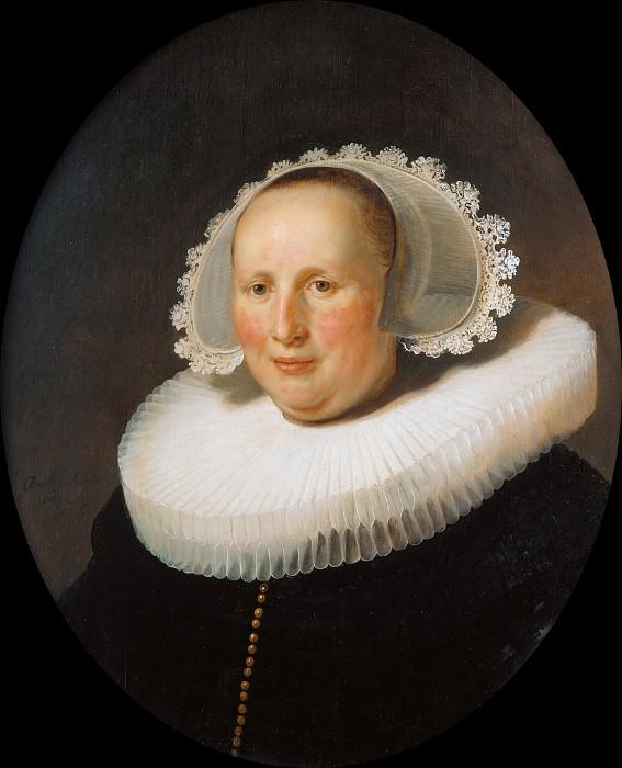 Maertgen van Bilderbeecq. Rembrandt Harmenszoon Van Rijn