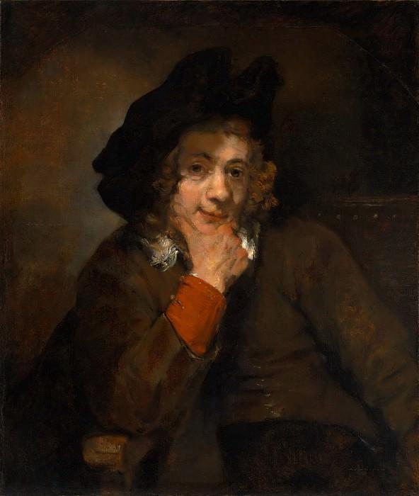 Titus, the Artist s Son. Rembrandt Harmenszoon Van Rijn