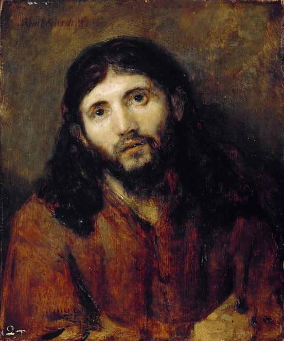 Christ. Rembrandt Harmenszoon Van Rijn
