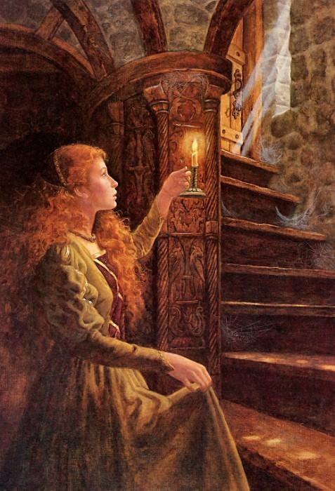Sanderson, Ruth - Sleeping Beauty 03 (end. Рут Сандерсон