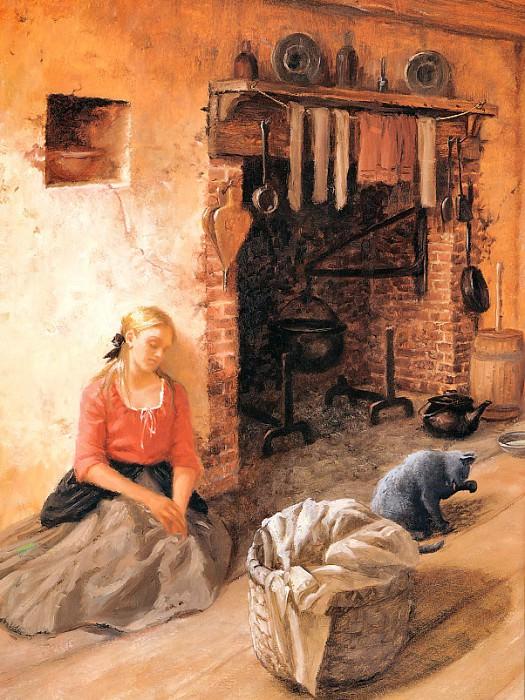 Sanderson, Ruth - Cinderella 01L (end. Рут Сандерсон