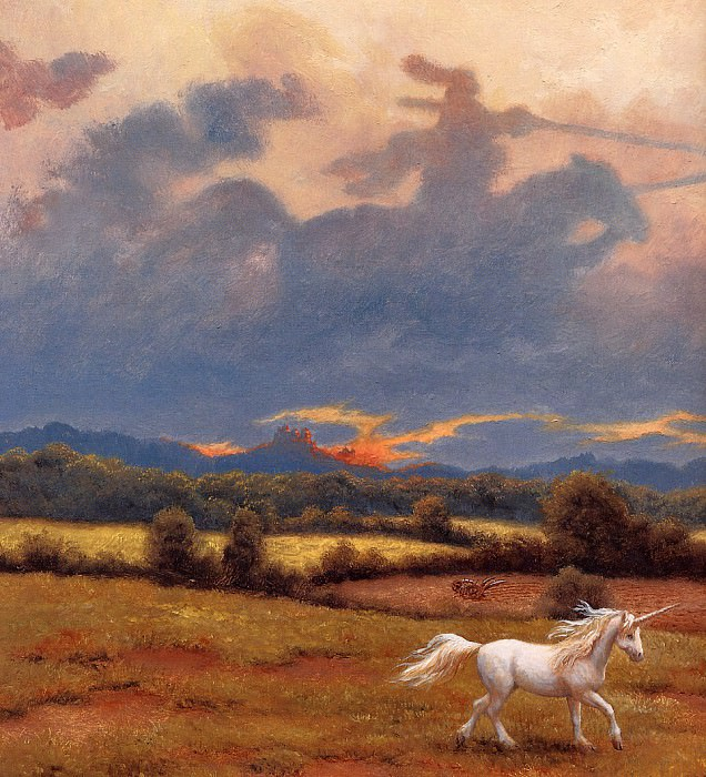 Sanderson, Ruth - Unicorns 05 (end. Рут Сандерсон