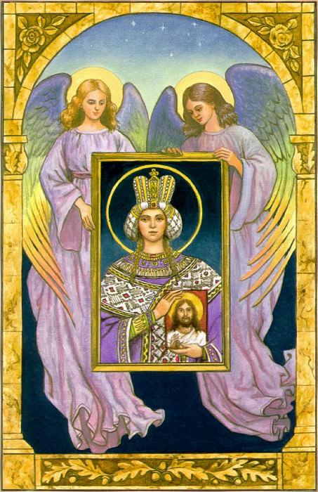 SandersonRuth Saints34 sj. Ruth Sanderson