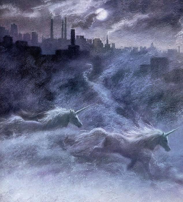 Sanderson, Ruth - Unicorns 11 (end. Рут Сандерсон