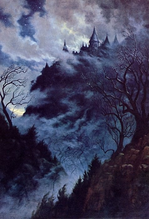 Sanderson, Ruth - Sleeping Beauty 05 (end. Рут Сандерсон
