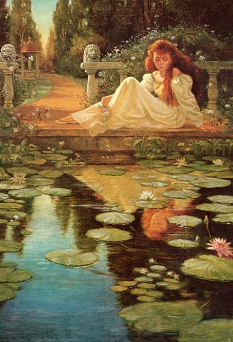 Sanderson, Ruth - Sleeping Beauty 02 (end. Ruth Sanderson