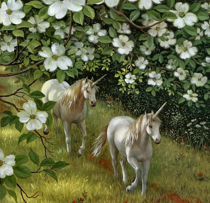 Sanderson, Ruth - Unicorns 03 (end. Рут Сандерсон