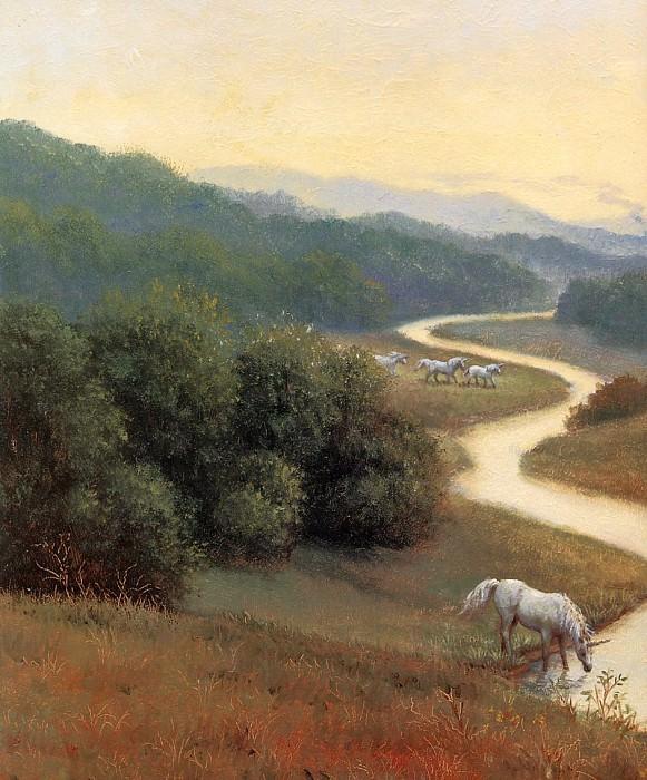 Sanderson, Ruth - Unicorns 12 (end. Рут Сандерсон