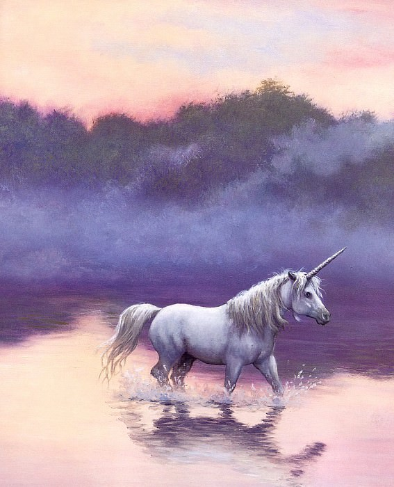 Sanderson, Ruth - Unicorns 08 (end. Рут Сандерсон