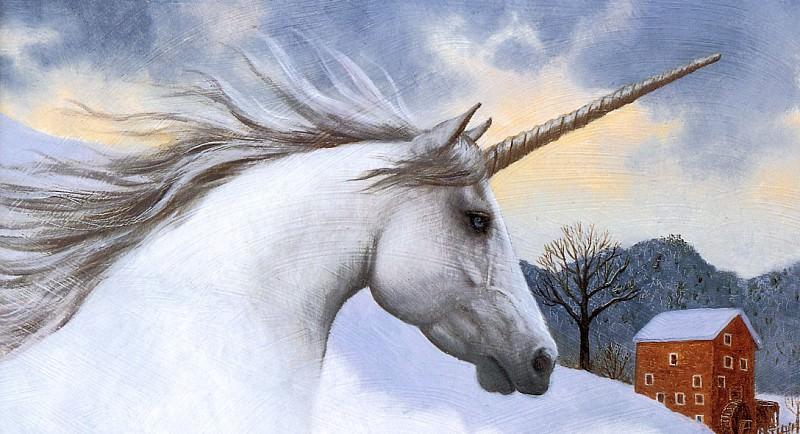 Sanderson, Ruth - Unicorns 09 (end. Рут Сандерсон