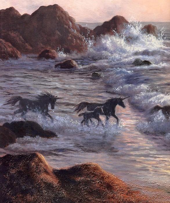 Sanderson, Ruth - Unicorns 13 (end. Рут Сандерсон