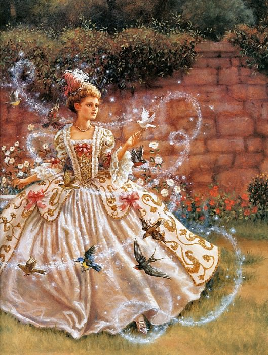 Sanderson, Ruth - Cinderella 12 (end. Рут Сандерсон