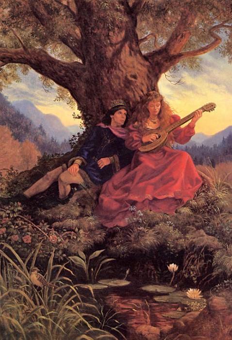 Sanderson, Ruth - Sleeping Beauty 08 (end. Рут Сандерсон