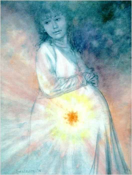 Портрет нерожденного ребенка. Рут Сандерсон