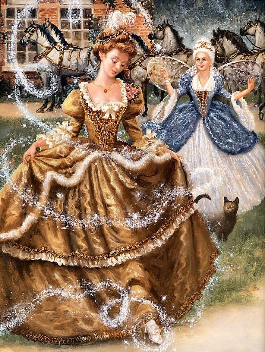 Sanderson, Ruth - Cinderella 07 (end. Рут Сандерсон