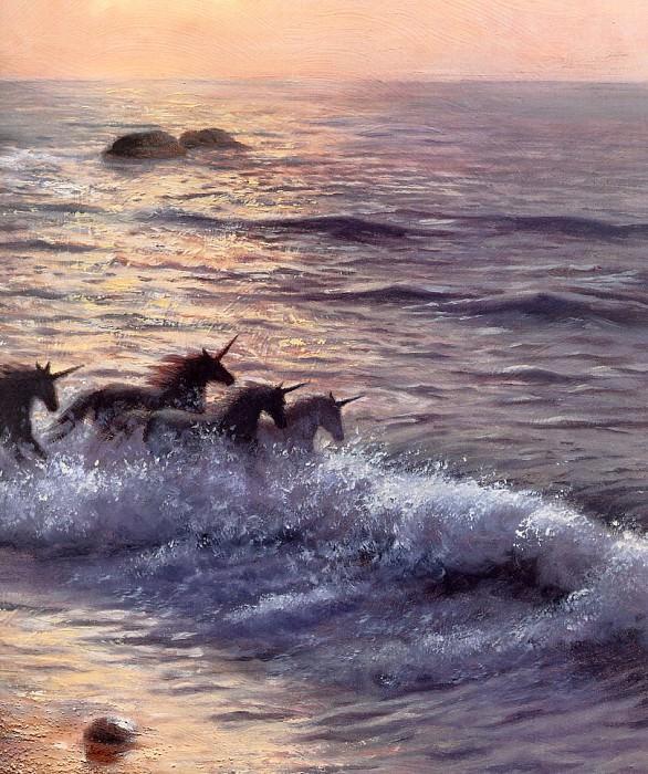 Sanderson, Ruth - Unicorns 14 (end. Рут Сандерсон