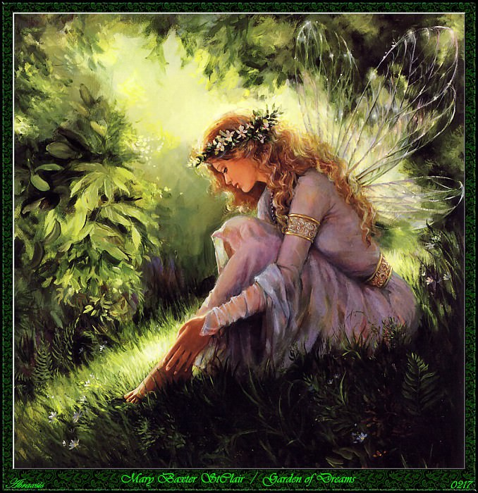 Mary Baxter Stclair - Garden Of Dreams (Abraxsis). Mary Baxter Stclair