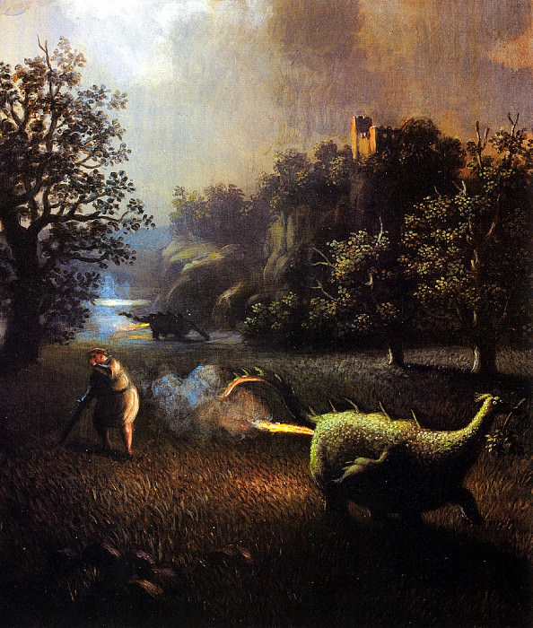 Sa43 The Nibelungs There goes another Legend MichaelSowa sqs. Michael Sowa