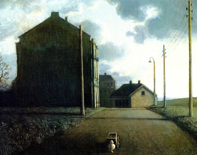 Sa12 Moving House MichaelSowa sqs. Michael Sowa