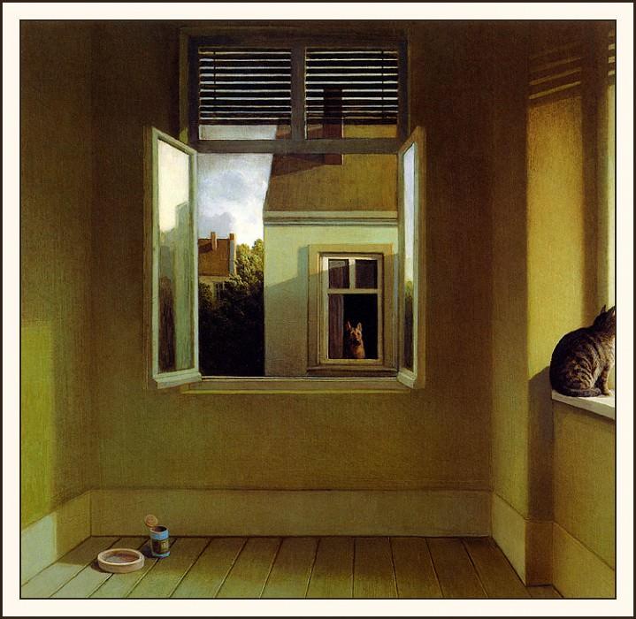 bs-ahp- Michael Sowa- A Summer Nights Melancholy. Michael Sowa