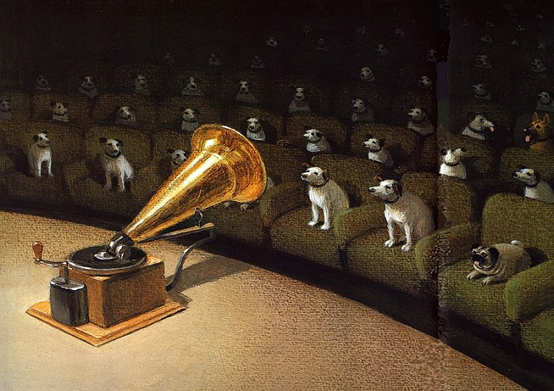 lrs Sowa Micheal Their Masters Voice. Michael Sowa