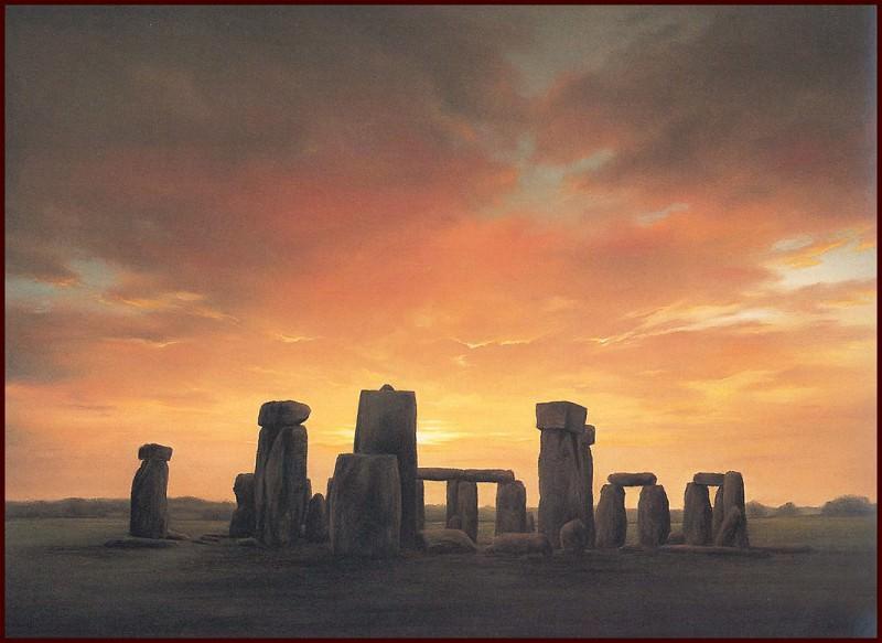 lrsMFA22SudworthAnne-Stonehenge. Anne Sudworth