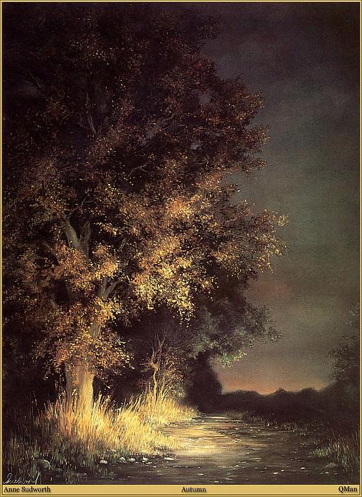 QMan AS EW 1841 Autumn. Anne Sudworth