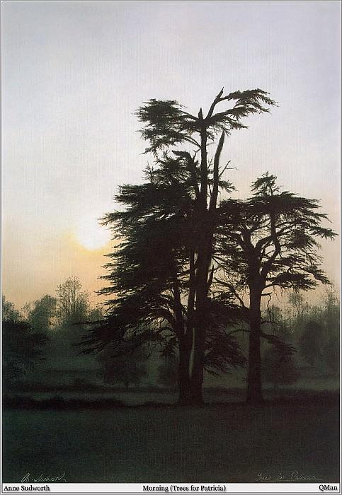 QMan AS EW 1848 Morning. Anne Sudworth