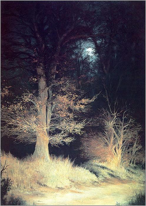 Anne Sudworth The Forest - Xxx 1378. Anne Sudworth