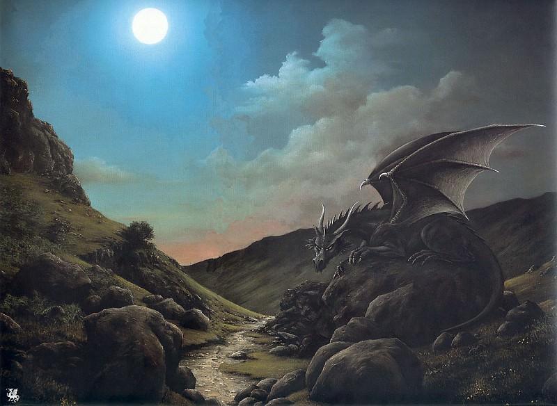 ma Anne Sudworth Black Dragon. Anne Sudworth