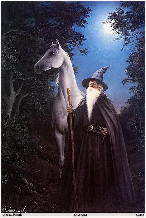 QMan AS EW 1835 The Wizard. Anne Sudworth
