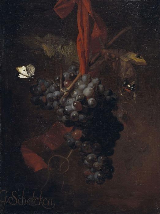 Гроздь винограда. Годфрид Схалкен