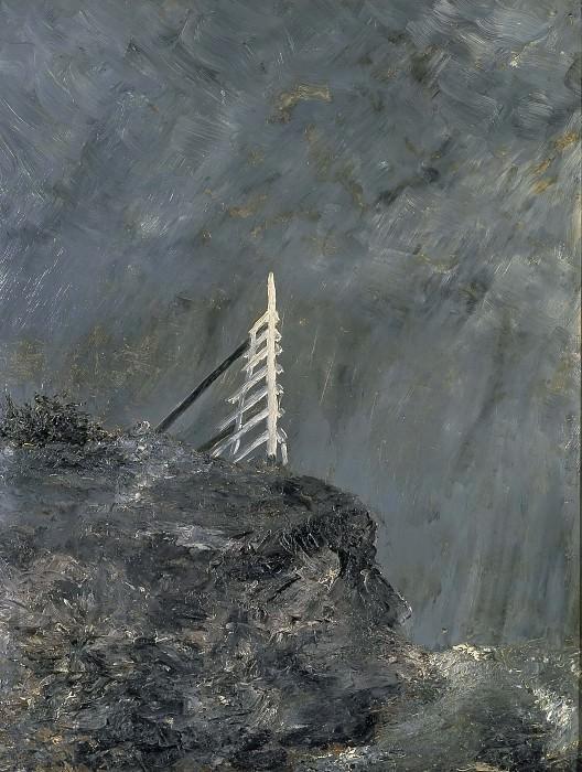 The White Mare II. Johan August Strindberg