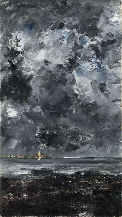 The Town. Johan August Strindberg
