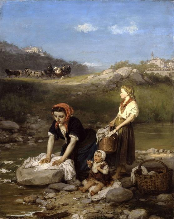 Социальный контрапункт (бедность и богатство). Доменико Скаттола