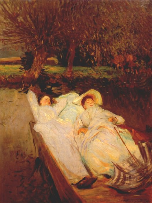 sargent st martins summer 1888. Сарджент,
