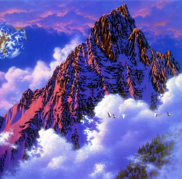 Heavenly Earth. Уильям Шиммель