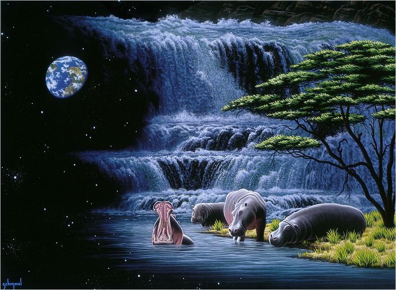 Waters of Life. Уильям Шиммель