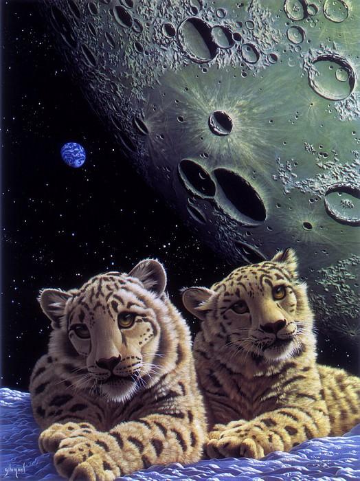 Lair of the Snow Leopard. Уильям Шиммель
