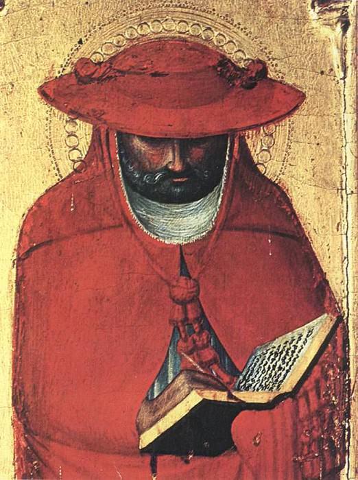St. Jerome. Sassetta (Stefano di Giovanni)
