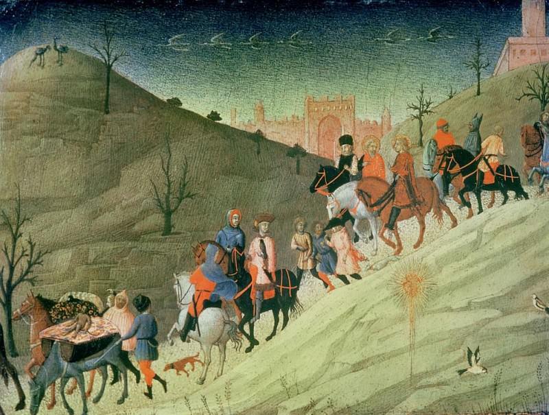 #10537. Sassetta (Stefano di Giovanni)